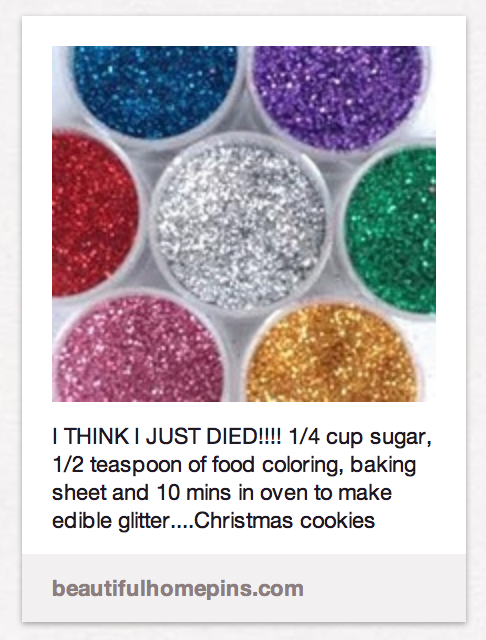 how-to-make-edible-glitter - We're Calling Shenanigans