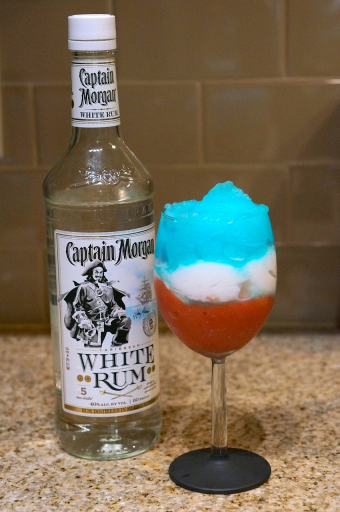 Red-white-and-blue-drink
