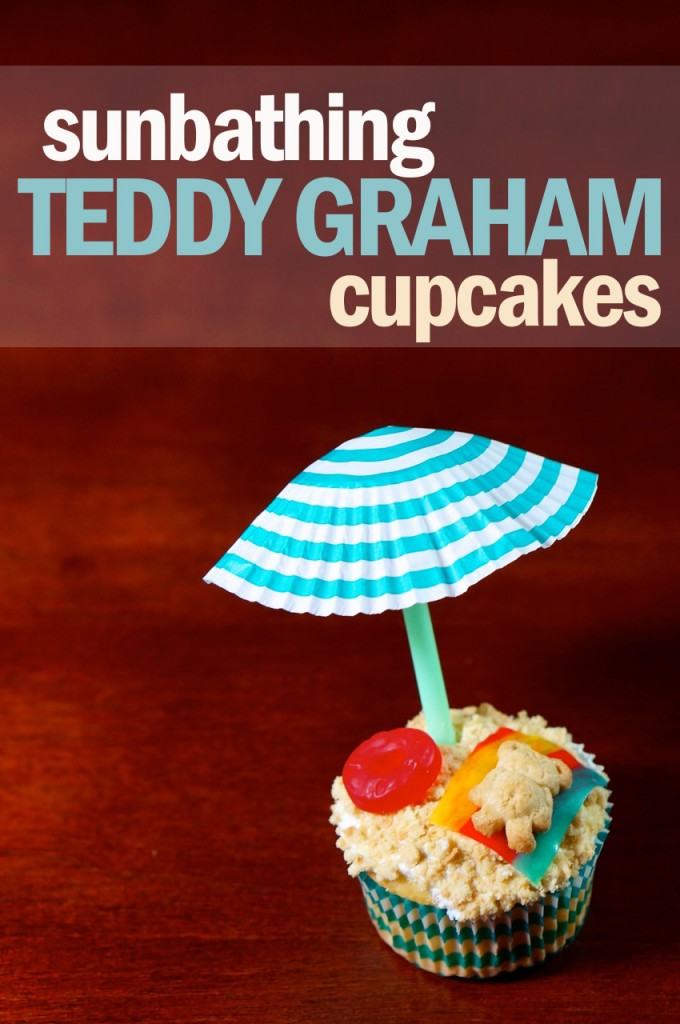 teddy-graham-cupcakes-beach