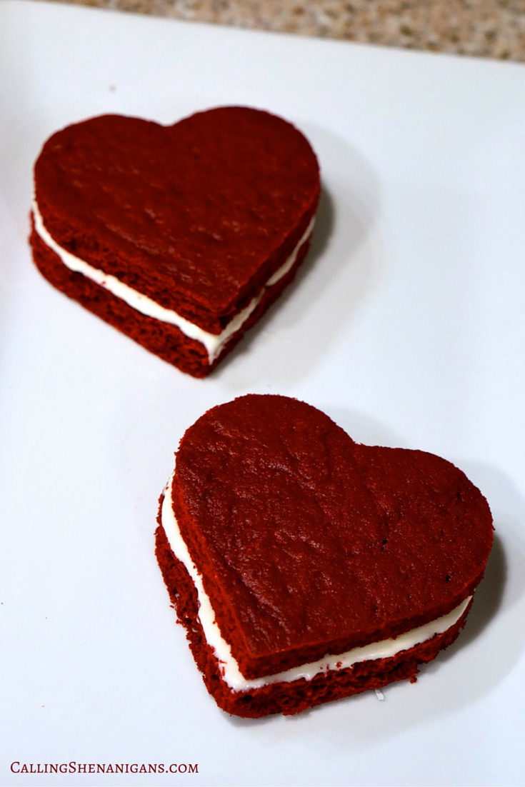 Turn Red Velvet Cake Mix Into Brownies
