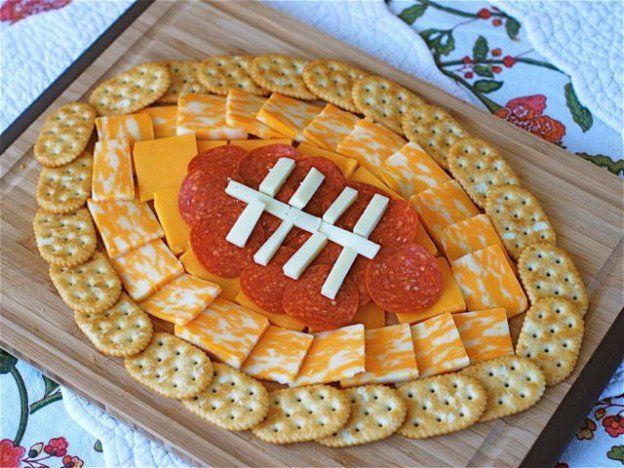football-appetizer
