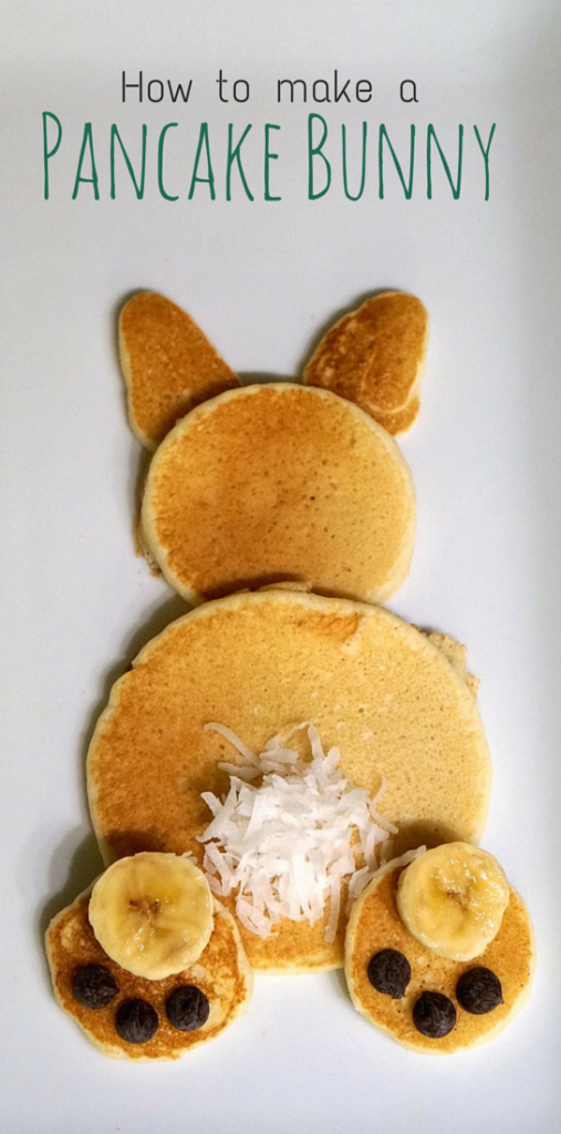 how-to-make-pancake-bunny