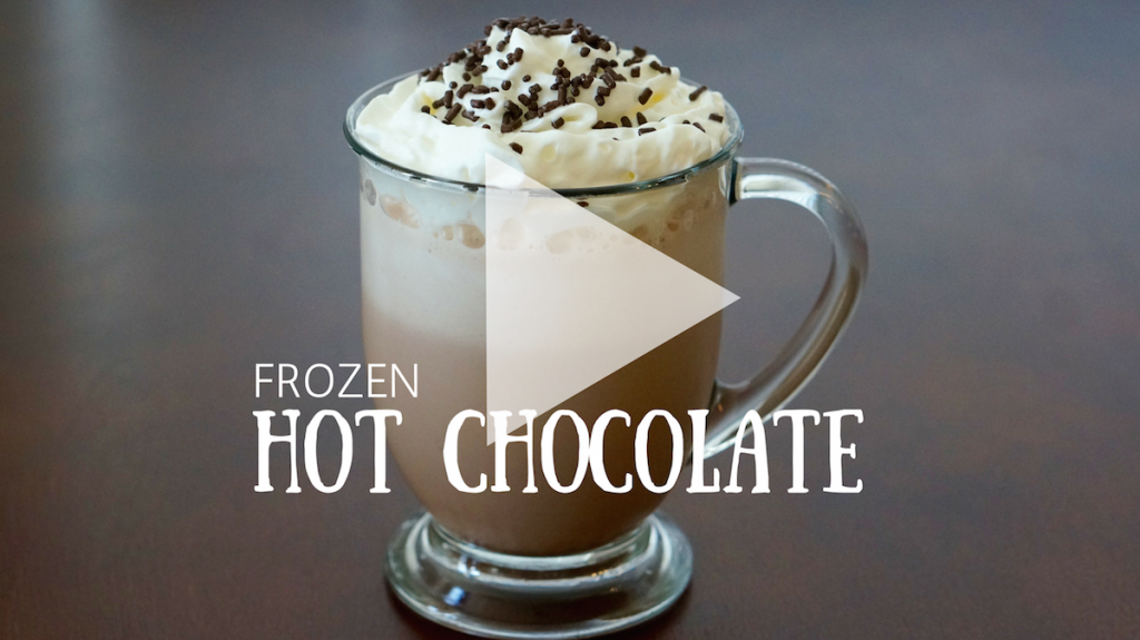 FROZEN-hotchocolate-video