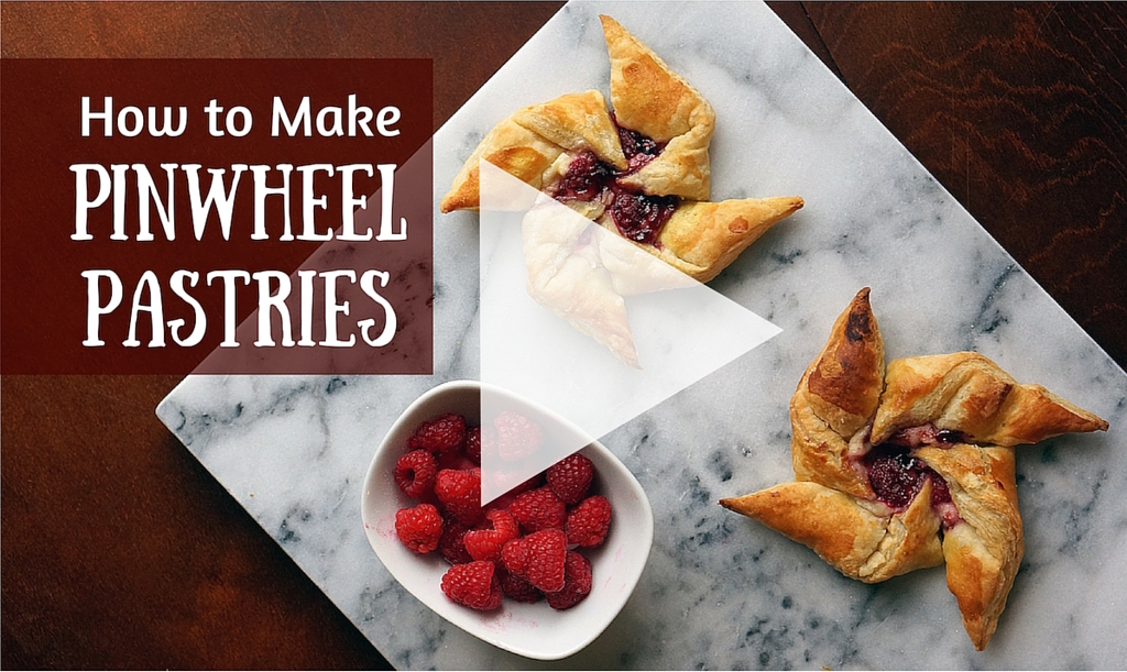 how to make pinwheel baking
