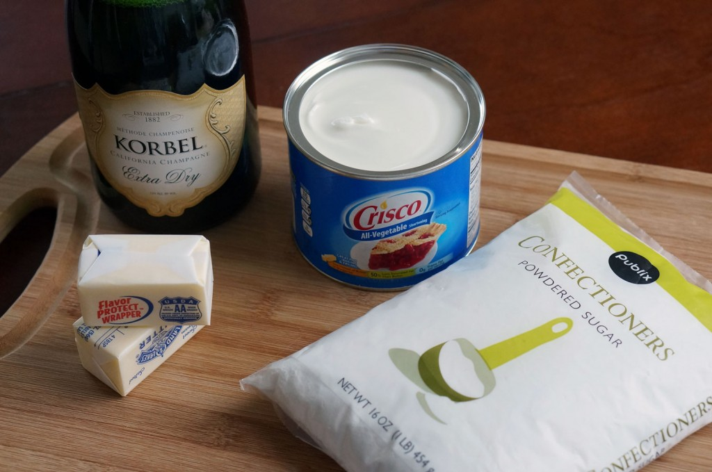champagne-icing-ingredients