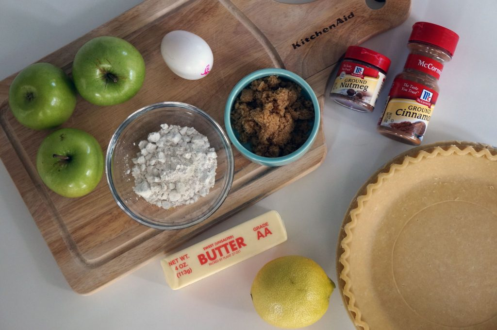 apple-pie-cookie-ingredients