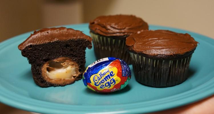 Cadbury Creme Cake