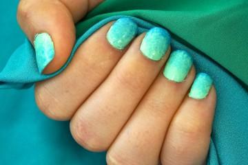 ombre nails tutorial