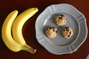 oatmeal-banana-cookies